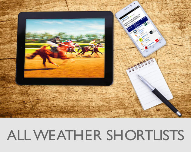 All Weather Shortlists
