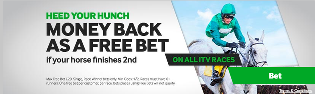 Betway Money Back If 2nd