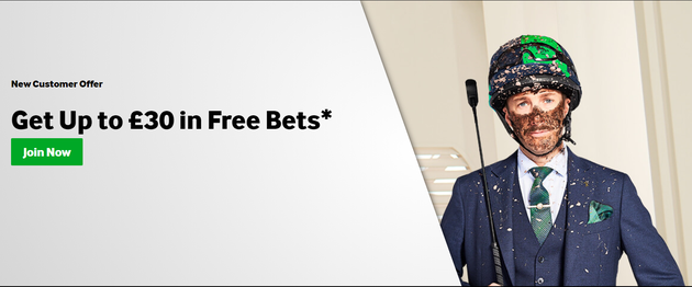 Betway £30 Free Bets