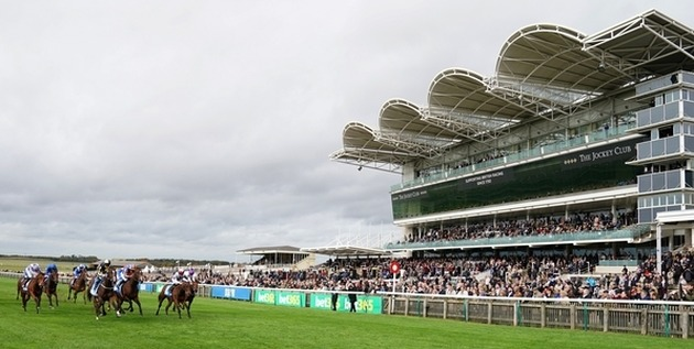 image-left-align Rowley Mile at Newmarrket